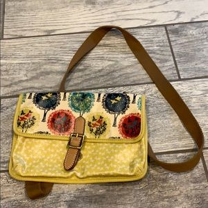 Fossil sling purse